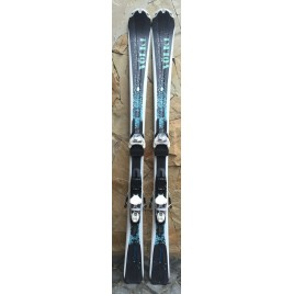 Комплект Лижі Volkl Essenza blk/blue + кріплення 3Motion 15/16