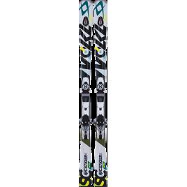 Комплект Лижі Volkl Racetiger SC UVO WHITE + кріплення xMotion