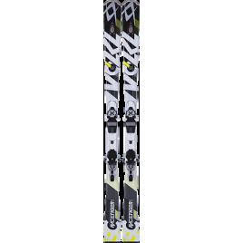 Комплект Лижі Volkl Racetiger SC UVO BLACK + кріплення xMotion
