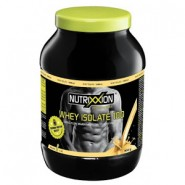 Протеїн Nutrixxion Whey Isolate 100, Ваніль 900g