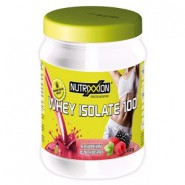 Протеїн Nutrixxion Whey Isolate 100, Ожина-Малина 450g