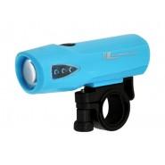 Передній Ліхтар для велосипеда Longus 1W LED blue