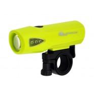 Передній Лихтар для велосипеда Longus 1W LED yellow