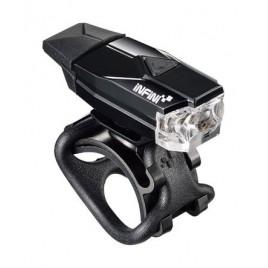 Передній Ліхтар для велосипеда MINI LAVA 1LED черный, USB