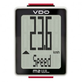 Велокомп'ютер VDO М2 WL БЕЗПРОВІДНИЙ (АНАЛОГ)