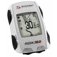 Велокомп'ютер SIGMA ROX 10.0 GPS БІЛИЙ BASIC