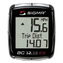 Велокомп'ютер SIGMA TOPLINE BC 12.12 STS