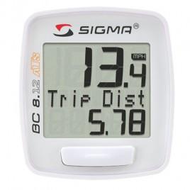 Велокомп'ютер SIGMA TOPLINE BC 8.12 ATS