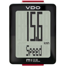 Велокомп'ютер VDO M1 WR