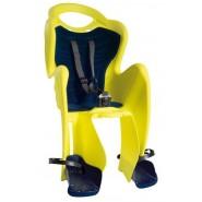Крісло дитяче для велосипеда Longus BELLELLI  Mr. FOX STANDARD жовте