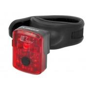Світло заднє з відбивачем LONGUS KUBIK 1 LED, 1ф-ция, USB